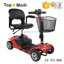 Only USD 390 wholesale electric disabled folding medical mobility scooter for adults
