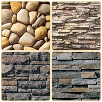 Artificial stone cladding
