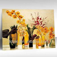 Home decorative 3d pictures of natural vegetation