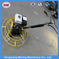 HW-90 honda engine 36'' 26.5cm*15cm Blade size used concrete power trowel machine