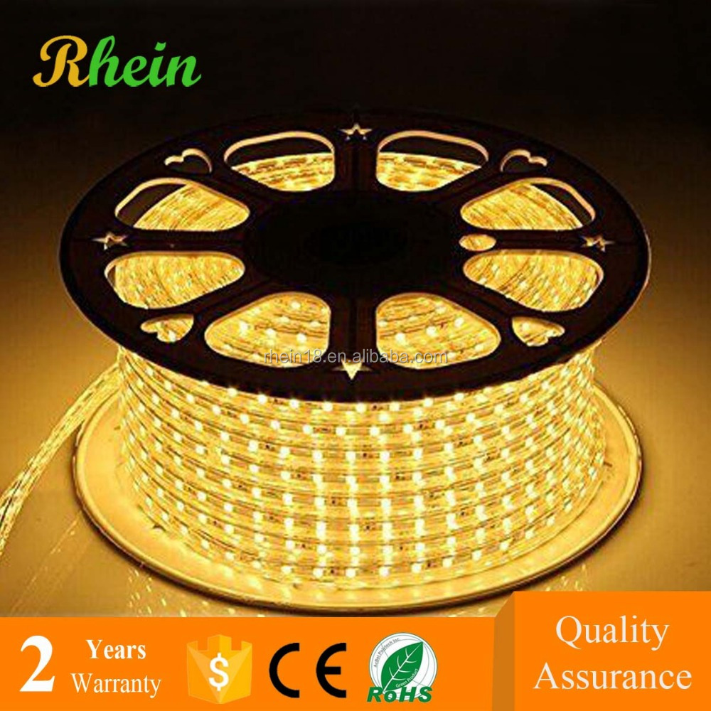 High PAR value waterproof warm white smd 5050 RGBW led grow strip light