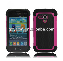 For samsung galaxy tren duos s7562 case,High protective football design cheap mobile phone cases for s7562