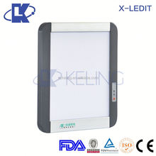 X-LEDIT led x ray medical view box x-ray film view manufacturer LED x-ray viewer manufacturer
