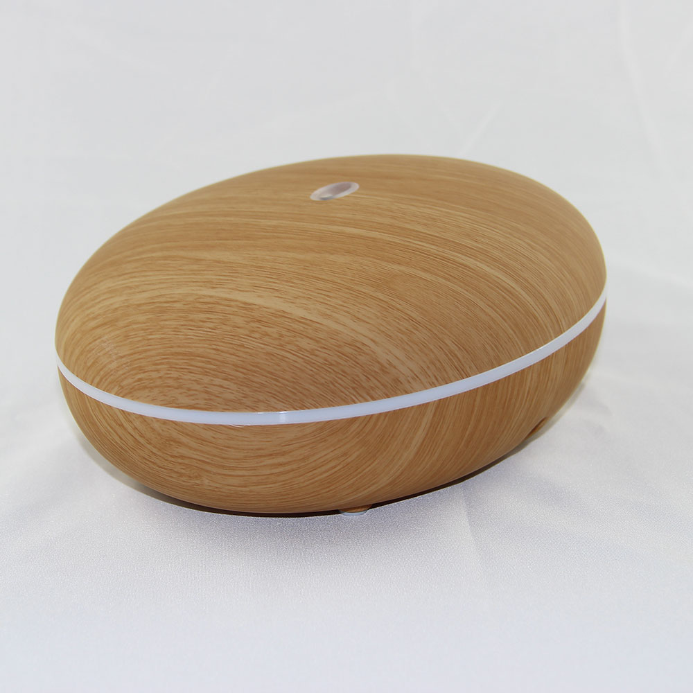 Home appliances aromatherapy ultrasonic essential oil air freshener wood aroma diffuser in car