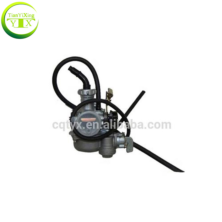 China Factory Different Types Motorcycle Carburetor For 125cc Carburetor