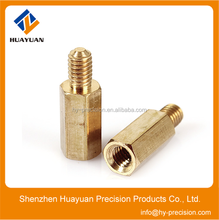 Good quality competitive price brass hex Electronic standoffs