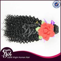 HOT Factory Stock 12 14 16 18 Inch Natural Raw Virgin Indian Kinky Curly Hair