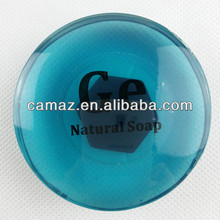 Multifunctional tourmaline soap with negative ions for health ,OEM