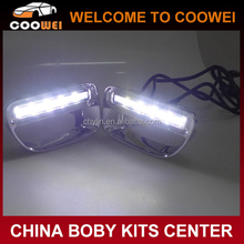 mini cooper drl daytime running lamp lights fit for bmw mini cooper 12-13