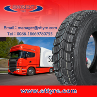Triangle Linglong Annaite china radial truck tires for heavy duty truck