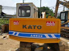 Cheap used Kato HD250 crawler excavator for sale