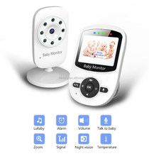 Bessky 2.4 Inch Wireless Video Baby Monitor with Digital Camera Night color wide lcd digital monitor