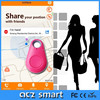 ATZ Smart Finder can Print Your Logo Wireless Bluetooth 4.0 Anti Lost Alarm Tracker Key Finder for Pets Wallets Kids with Buzzer