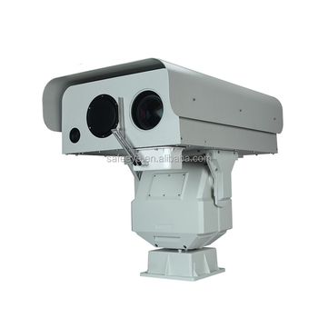Long Range laser PTZ 2KM 3km 4KM distance 360 degree night vision ptz laser infrared camera Support solar power supply