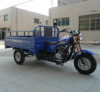 air cooling moped cargo CE gas cheap tricycle (SY200ZH-E)