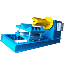 auto uncoiler for roll forming machine