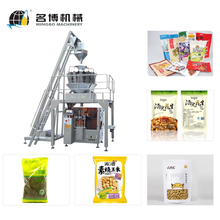 Mingbo Wholesale Price Automatic Food Preformed Pouch Packing Machine In India