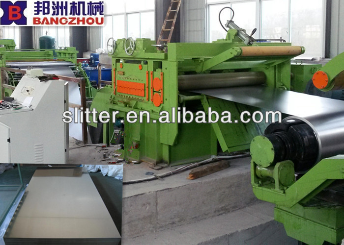 JPX-3X1600 stainless steel cutting machine and hydraulic crossing machine