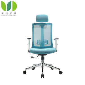 Modern full mesh office chair high back ergonomic mesh office chair with headrest