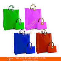 foldable shopping tote bag made in china/designer bag