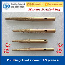 Vacuum brazed stone cnc polishing tools