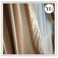 living room window luxury drapes curtains wholesale in china
