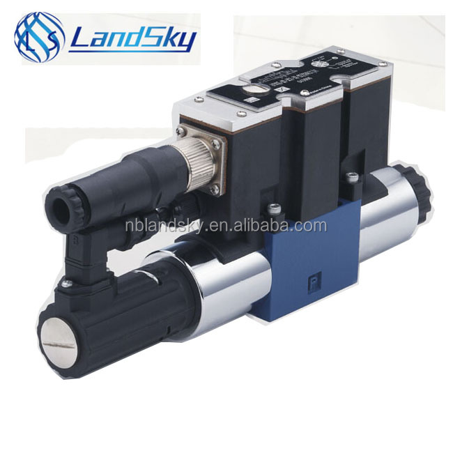 R900954088 4WRAE10W60-2X/G24K31/A1V electronically controlled proportional control valves hydraulic system 4WRAE10