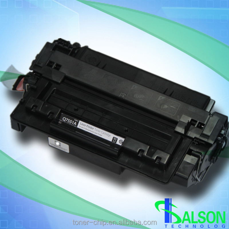 P3005 M3027mfp M3035mfp Compatible toner cartridge for HP Q7551X