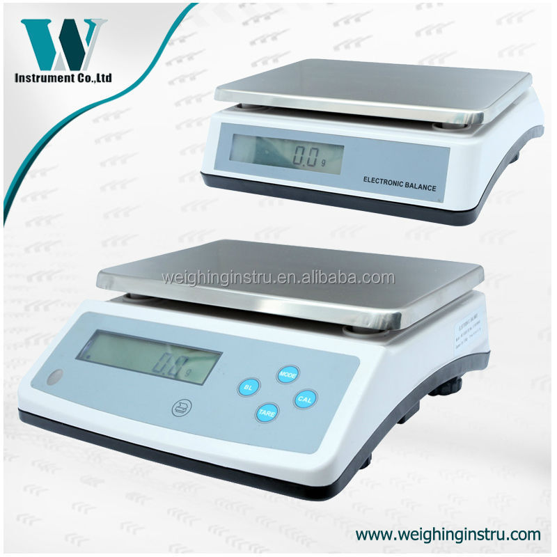 10kg 20kg electronic table food weight scale