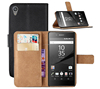 Luxury Leather Case Mobile Phone Leather Case Phone Case for Sony Z5