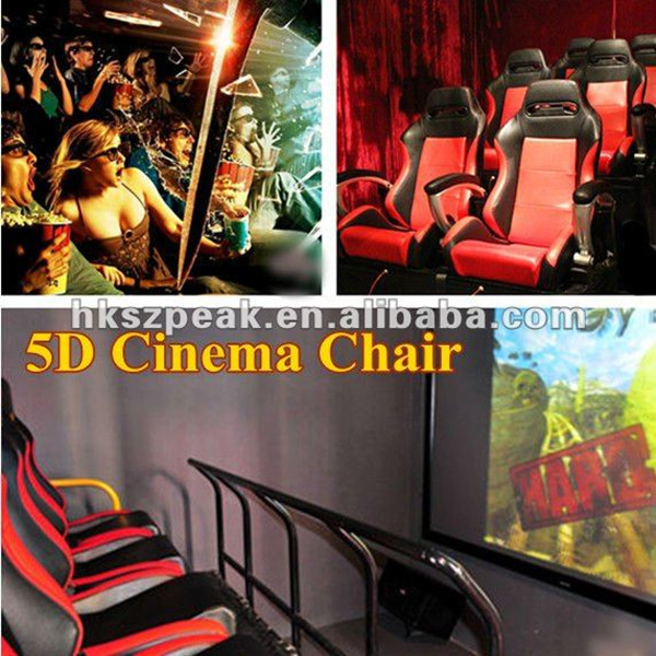 Biggest profit!!! 5d 7d 9d used playground equipment 3d blue movies racing simulator with interactive game for children