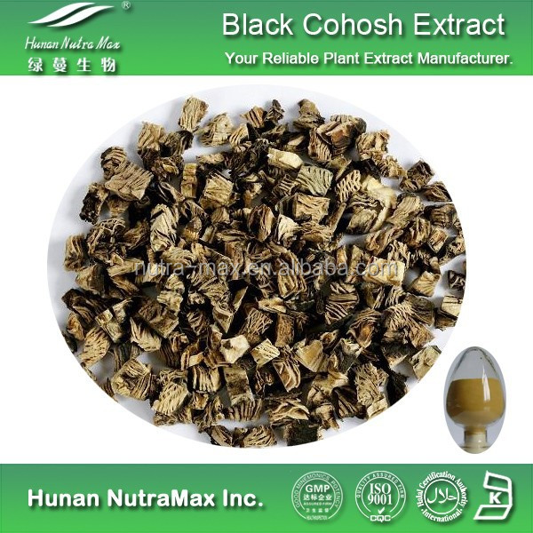 Top Quality Black Cohosh Root Extract 5:1 10:1