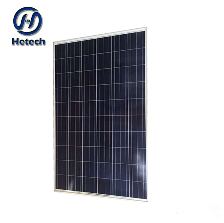 All black solar panel mono 250W PV module all in China