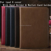 Hot selling Book Cover Case For ipad air 2 for ipad mini 4