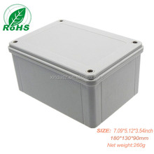China customized IP65-68 waterproof plastic enclosure for electric products