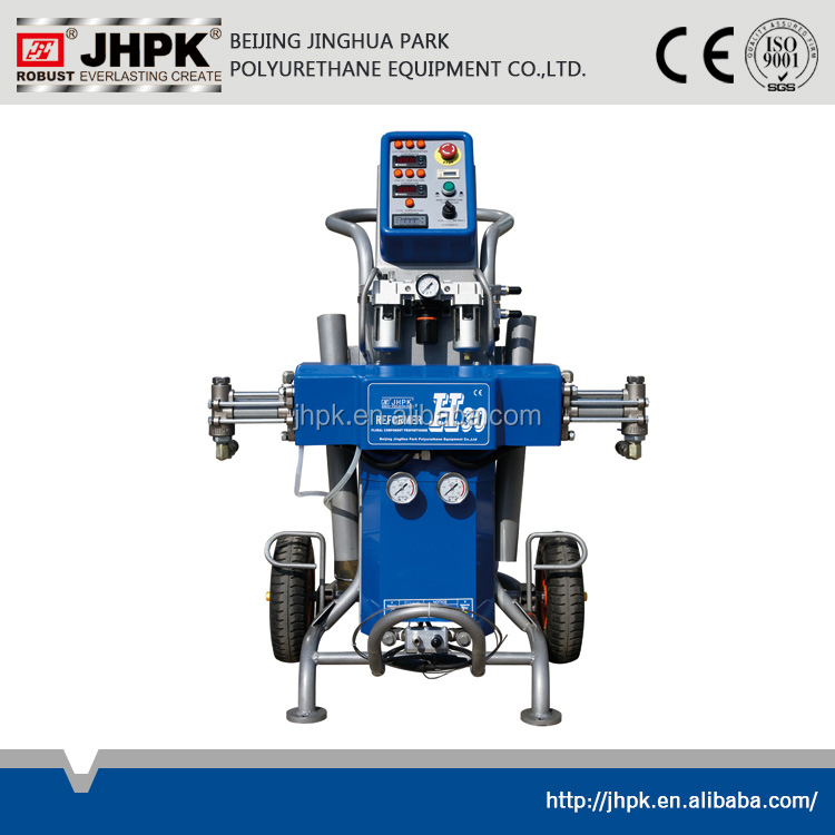 2015 Hot sale high pressure polyurethane spray foam machine