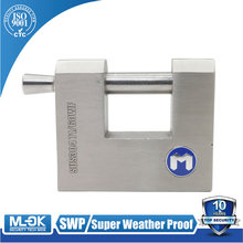 MOK@71/60WF high quality high security combination padlock engineering padlock