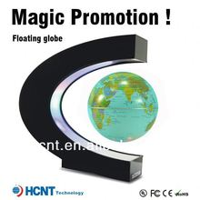 New Invention ! Maglev floating Globe for Promotion Gift ! projection keyring