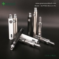 Android Micro 5-Pin passthrough charging ego vaporizer pen vapor led replacement