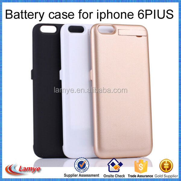 5.5 Inch Reall 4200mAh Power Case for iPhone 6 plus , Li-Polymer Battery Case Full Charger for iPhone 6 plus