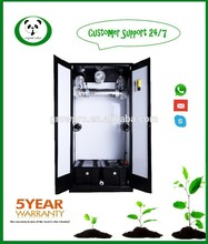 Gardening System Plant Growing Cabinet Hydroponics Indoor Stealth Grow Room Setup