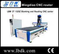 High quality penumatic drill, cutting, side milling ,side driling cnc router single arm cnc router for sale