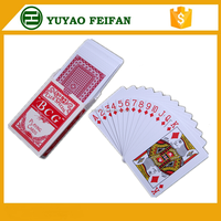 Standard casino palying cards