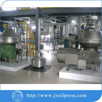 Refined soybean oil specification machine