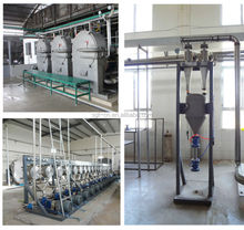 New automatic modified starch food making machine/equipment factory