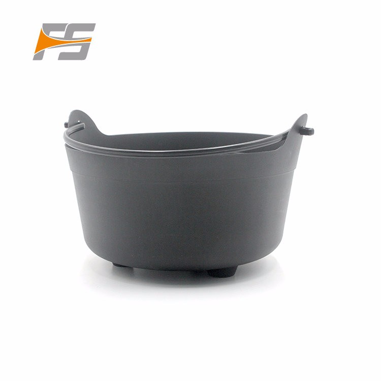 Eco-Friendly Fashionable Cheap Plastic Bucket For Flowers