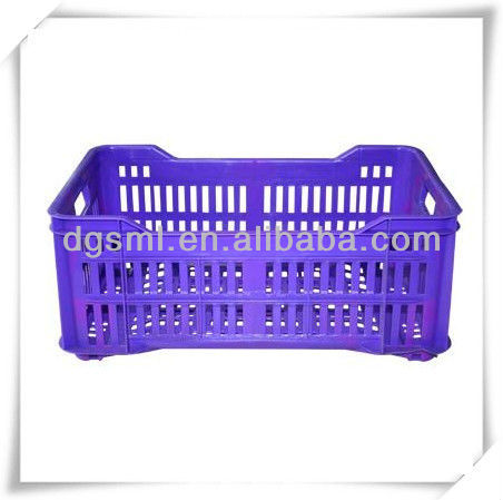 Plastic Injection Mould manufacturer for Plastic crate mold facory price