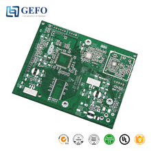 Low Cost Single/Double Side FR1 FR4 CEM3 Round Mounted Cameras Printed Circuit Board With UL SGS ISO TSI16949 Certificate
