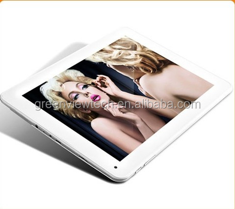 9.7 inch 2048*1536 Pixels IPS Retina 4:3 tablet RK3188 quad Core Andriod Tablet PC