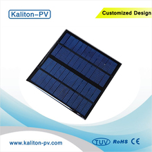 3W Watts 12V 250mA Mini Polycrystalline Silicon Customized Design Small Size Epoxy Solar Panels PV Solar Module Customized DIY